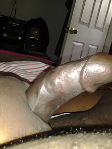 my cock look at it