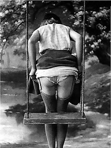 Some real vintage nude anonymous ladies from the twenties