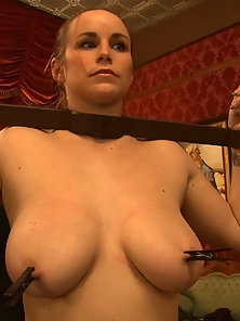 Sex slaves with big tits