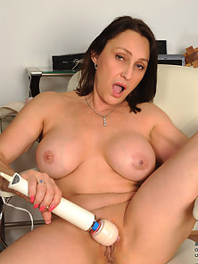 Anilos Jillian Foxxx really loves playing with her toys until she gets really satisfied