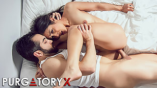 Dazzling Lady Lilly Hall Takes Big Dick of Her Guy in Tight Pussy