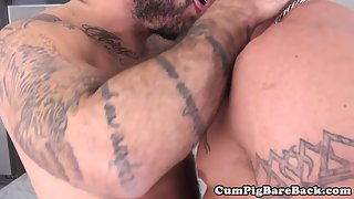 Latino twink monster cock
