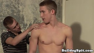 Twink nailed and jizz