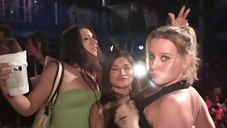 Stunning Sluts inside Party Dancing Nakedly and Making Lots of Fun for Longtime
